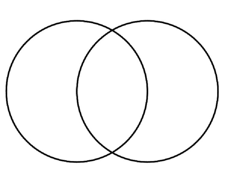 A Venn Diagram Is A Graphic Organizer