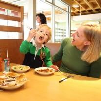 An Interactive Story to Teach Kids About Restaurant Behavior