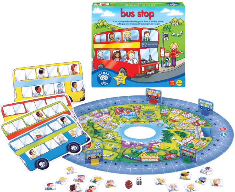 8 Highlest Rated Math Board Games Addition Subtraction
