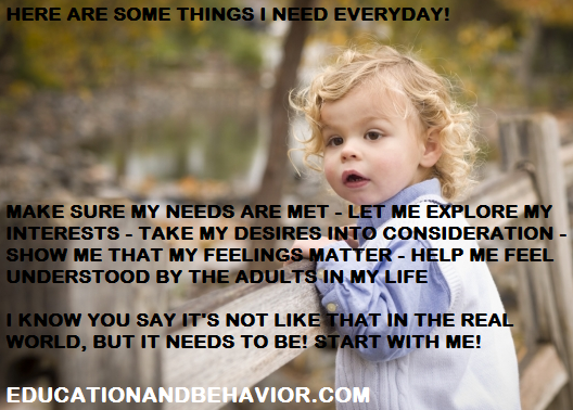 behavior problems in toddlers