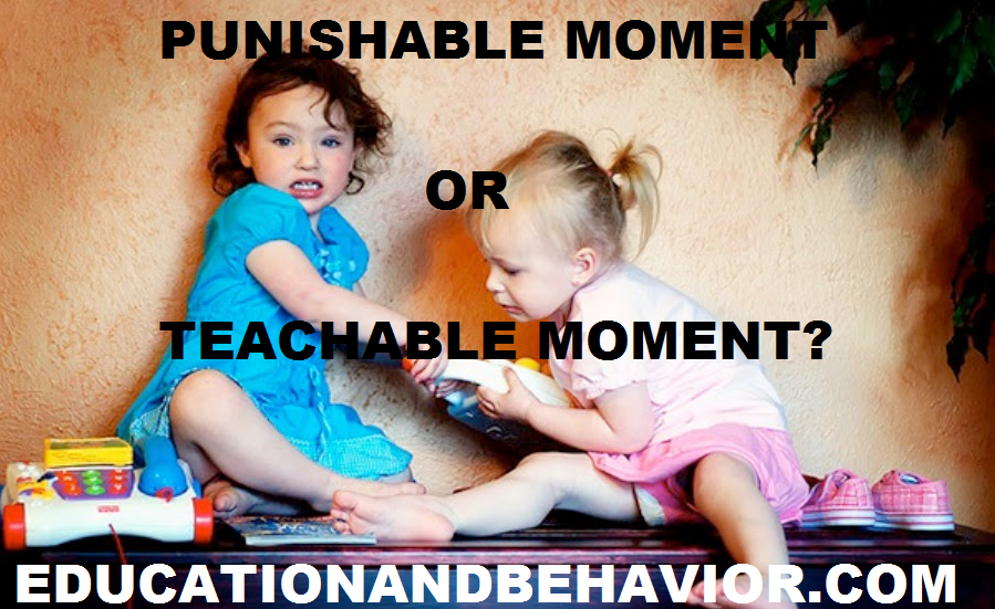 what is a teachable moment