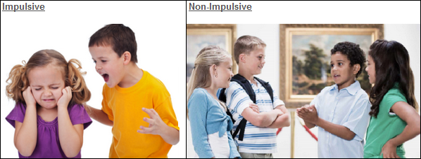strategies to decrease impulsive behavior