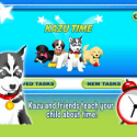 KazuTime: New Kid-Friendly Timer App Helps Children Understand the Passing of Time with a Puppy Named Kazu