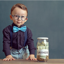 Give Your Kids a Head Start by Teaching Them About Saving Money and Building Credit